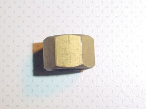 BL 015, BEST & LLOYD, D/FEED GLAND NUT.                          Original old stock. Good condition.